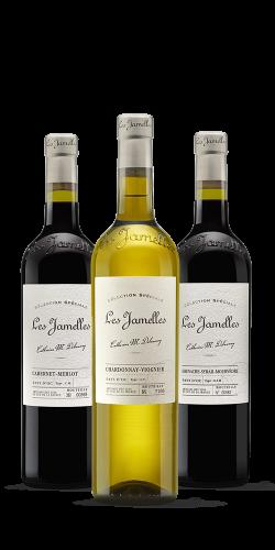"""Coffret 3 bouteilles """"Sélection Spéciale"""""""""""